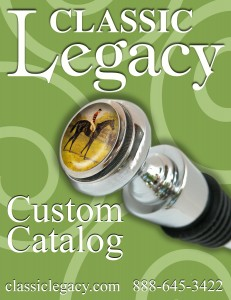 Classic Legacy Custom Catalog Cover